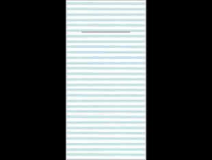Bestecktasche Airlaid, 40 x 40 cm, 1/8 Falz, hellblau