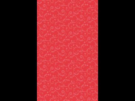 "Tischdecken Airlaid, Pearl-Coating , 80 x 80 cm, 1/8 Falz, ""GALA"" rot"