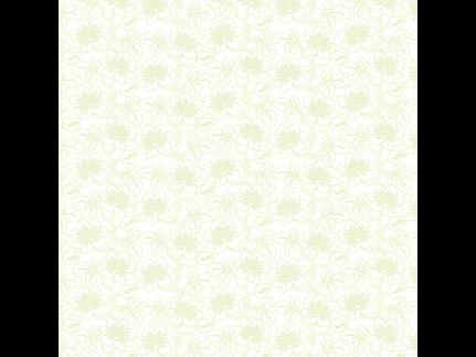 """Tischdecken Airlaid, 80 x 80 cm, 1/8 Falz, """"HEDDA"""" hellgrün"""