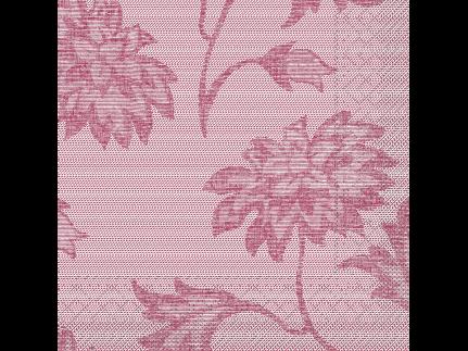 """Servietten Tissue 3-lagig, 33 x 33 cm, 1/4 Falz, """"LISBOA"""" bordeaux"""