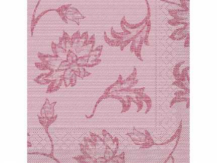 """Servietten Tissue 3-lagig, 40 x 40 cm, 1/4 Falz, """"LISBOA"""" bordeaux"""